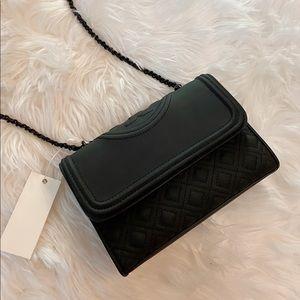 ❣️Tory Burch Fleming Matte Small Convertible Bag